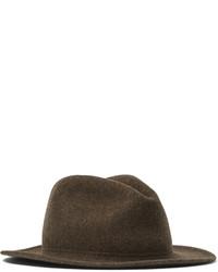 brauner Wollhut von Lock & Co Hatters