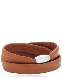 braunes Armband