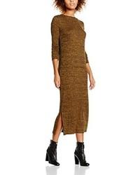 braunes Kleid von Vero Moda