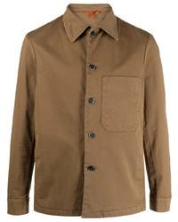 braunes Langarmhemd von Barena