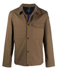 braunes Langarmhemd von PS Paul Smith