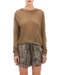 Braunes langarmshirt original 1284621