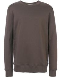 braunes Sweatshirt