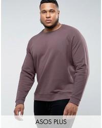 braunes Sweatshirt von Asos