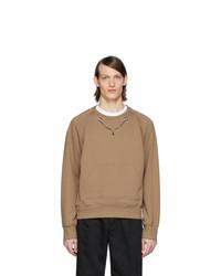 braunes Sweatshirt von Neil Barrett