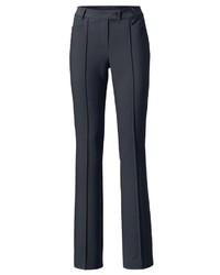 dunkelblaue Anzughose von ASHLEY BROOKE by Heine