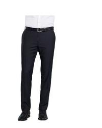 dunkelblaue Anzughose von CG - Club of Gents