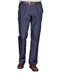 dunkelblaue Anzughose von Classic