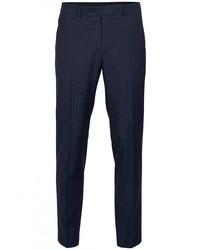 dunkelblaue Anzughose von Daniel Hechter