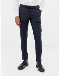 dunkelblaue Anzughose von Esprit