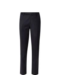 dunkelblaue Anzughose von Paul Smith