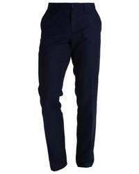 dunkelblaue Anzughose von Sisley