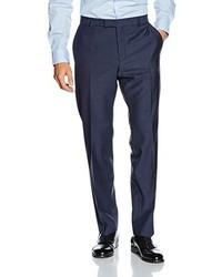 Dunkelblaue Anzughose von Strellson Premium
