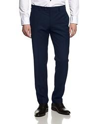 Dunkelblaue Anzughose von Tom Tailor