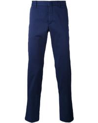 dunkelblaue Anzughose von Z Zegna