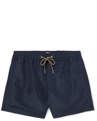dunkelblaue Badeshorts von Paul Smith