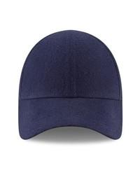 dunkelblaue Baseballkappe