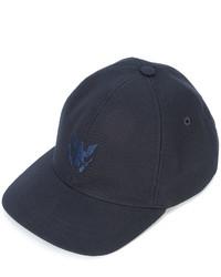 dunkelblaue Baseballkappe von A.P.C.