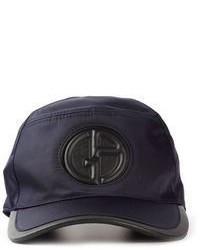 dunkelblaue Baseballkappe von Giorgio Armani