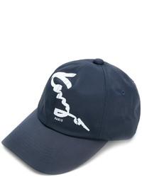 dunkelblaue Baseballkappe von Kenzo