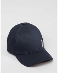 dunkelblaue Baseballkappe von Le Coq Sportif