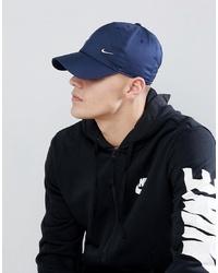 dunkelblaue Baseballkappe von Nike