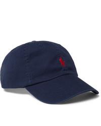 dunkelblaue Baseballkappe von Polo Ralph Lauren