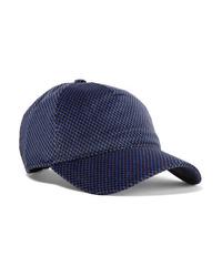 dunkelblaue Baseballkappe von Rag & Bone
