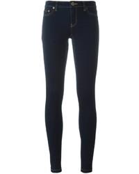 dunkelblaue Baumwolle enge Jeans von MICHAEL Michael Kors