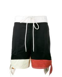 dunkelblaue Bermuda-Shorts von Chloé