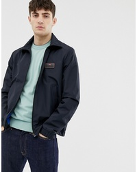 dunkelblaue Bomberjacke von PS Paul Smith
