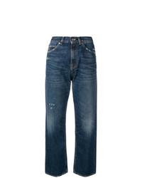dunkelblaue Boyfriend Jeans von Golden Goose Deluxe Brand