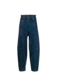 dunkelblaue Boyfriend Jeans von See by Chloe