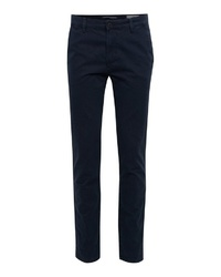 dunkelblaue Chinohose von Tom Tailor Denim