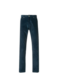 dunkelblaue Cordjeans von Ps By Paul Smith