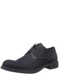 dunkelblaue Derby Schuhe von G-Star RAW