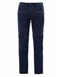 Dunkelblaue enge jeans original 4565580