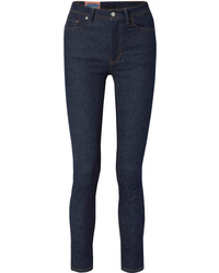 dunkelblaue enge Jeans von Acne Studios