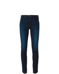 dunkelblaue enge Jeans von AG Jeans