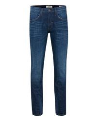 dunkelblaue enge Jeans von BLEND