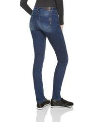 dunkelblaue enge Jeans von BLUE FIRE
