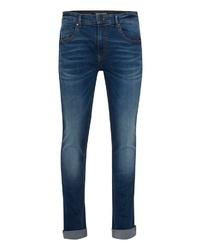 dunkelblaue enge Jeans von CASUAL FRIDAY