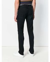 dunkelblaue enge Jeans von Dondup