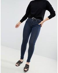 dunkelblaue enge Jeans von Dr. Denim