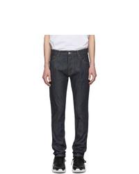 dunkelblaue enge Jeans von DSQUARED2