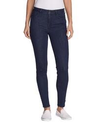 dunkelblaue enge Jeans von Eddie Bauer
