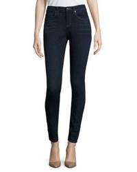 Dunkelblaue Enge Jeans von Eileen Fisher