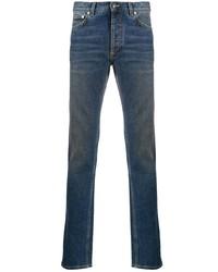 dunkelblaue enge Jeans von Givenchy