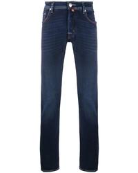 dunkelblaue enge Jeans von Jacob Cohen