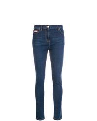 dunkelblaue enge Jeans von Kenzo